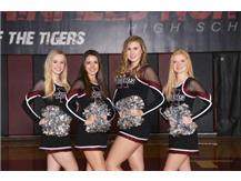 2017-18 Competitive Dance Team Seniors
