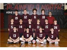 2018 Boys Freshman Volleyball