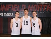 2018 Boys Volleyball Seniors