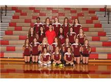 2018-19 Freshman Girls Volleyball