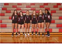 2018-19 Girls Volleyball Seniors