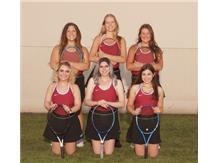 2019-20 Varsity Girls Tennis Seniors