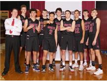 2019-20 Varsity Boys Basketball Seniors