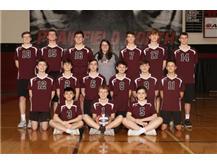 2020 JV Boys Volleyball