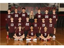 2020 Freshman Boys Volleyball