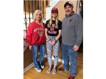 National Signing Day Cori Ewald - North Central College
