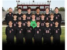 JV Boys Soccer Spring 2021
