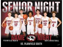 Boys Basketball 2021 Seniors