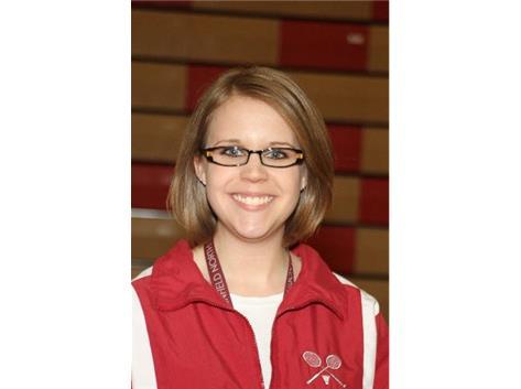 Head Badminton Coach Lindsay Gardner