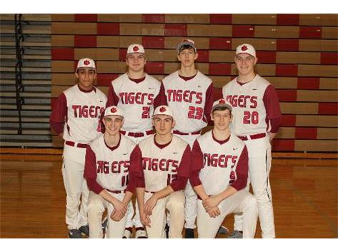2014 Senior Baseball Players