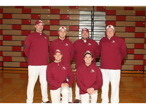 2014 PNHS Baseball Coaching Staff