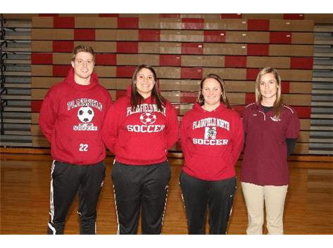 2014 PNHS Girls Soccer Coaching Staff