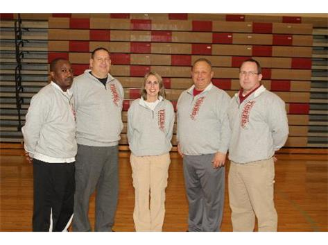 2014 PNHS Girls Track Coaching Staff
