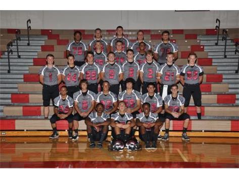 2014 Varsity Football Seniors