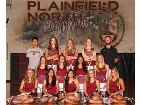 2014 GIRLS VARSITY TENNIS