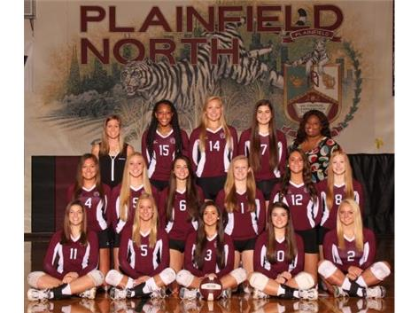 2014 VARSITY GIRLS VOLLEYBALL