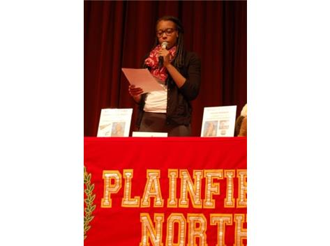 Kaitlyn Fisher 2014 National Signing Day Speech