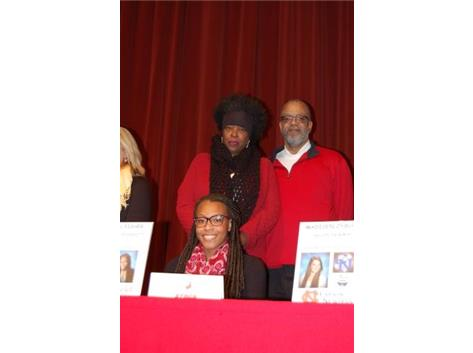 Kaitlyn and Family -2014 National Signing Day