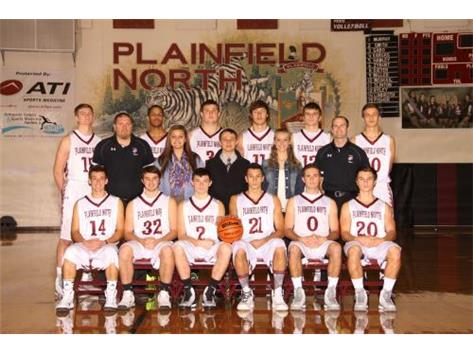 2014-15 Varsity Boys Basketball