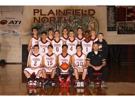 2014-15 Sophomore Boys Basketball