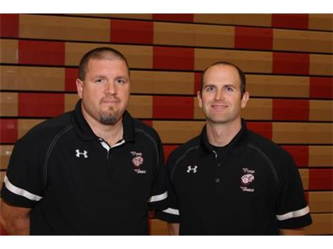 2014-15 Varsity Coaches: 