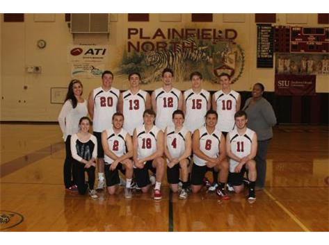 2015 Varsity Boys Volleyball