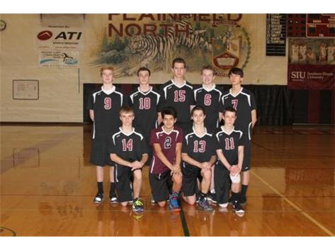 2015 JV Boys Volleyball