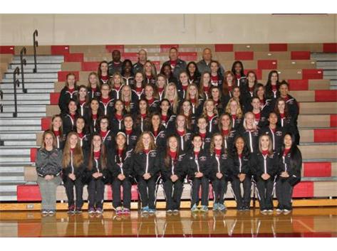 2015 Girls Track & Field