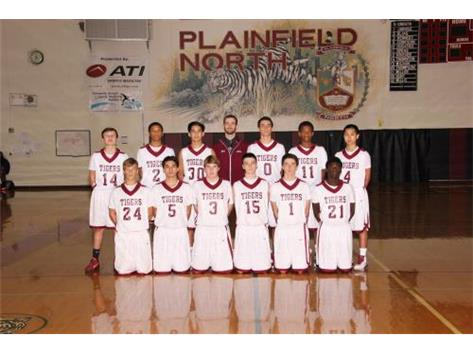 2015-16 Sophomore Boys Basketball