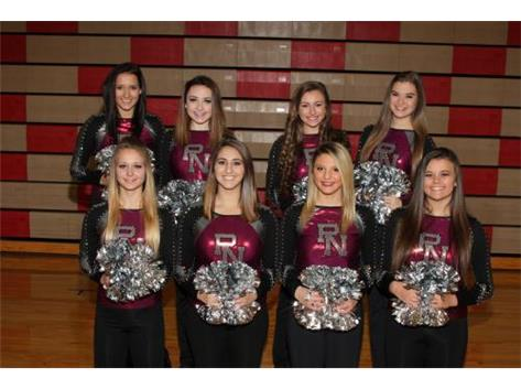 2015-16 Varsity Competitive Dance - Seniors