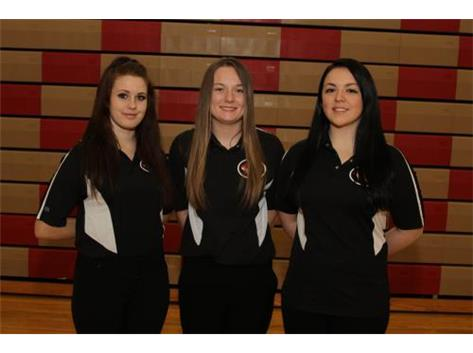 2015-16 Girls Bowling Seniors