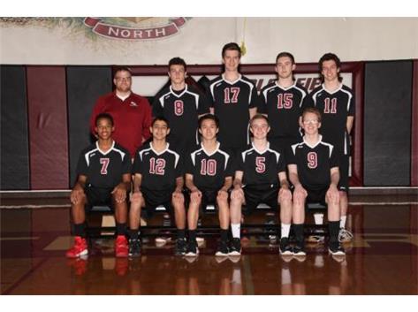2016 JV Boys Volleyball