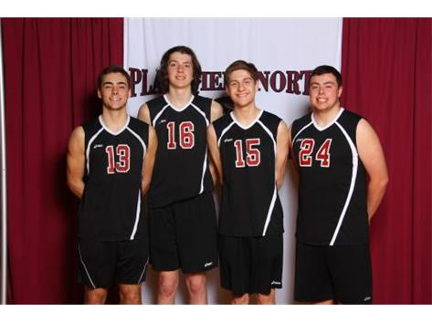 2016 Boys Volleyball Seniors
