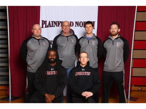 2016 Boys Track and Field Coaches
