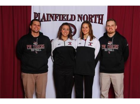 2016 Softball Coaches