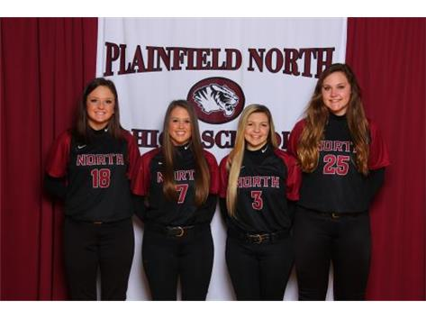 2016 Varsity Softball Seniors
