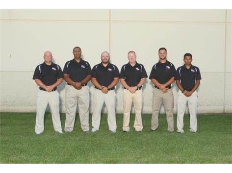 2016 Varsity Football Coaches