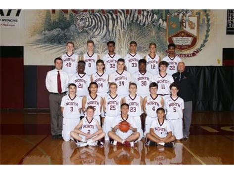 2016-17 Freshman Boys Basketball