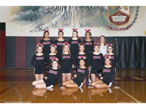 2017 JV Competitive Cheer