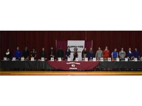 National Signing Day Feb. 1st 2017