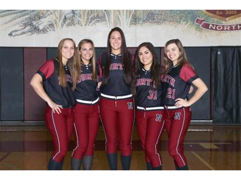 2017 Varsity Softball Seniors