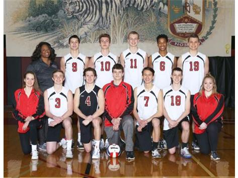 2017 Varsity Boys Volleyball