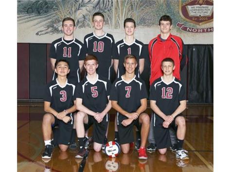 2017 JV Boys Volleyball
