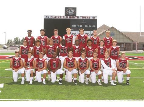 2017-18 Varsity Football Seniors
