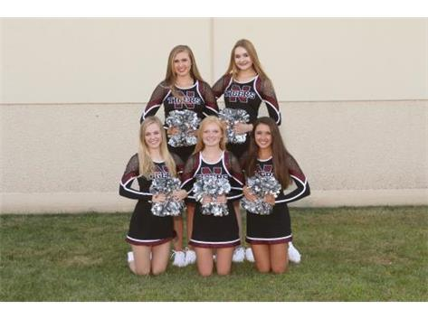2017-18 Varsity Fall Dance Seniors