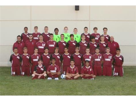 2017-18 JV Boys Soccer