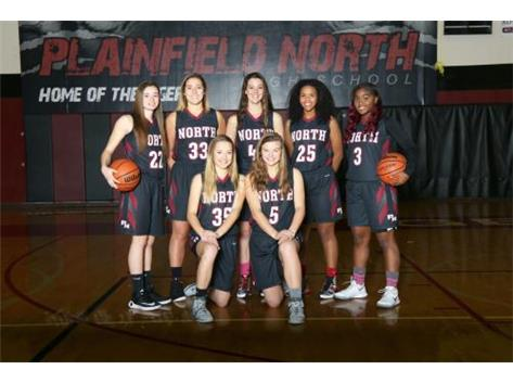 2017-18 Varsity Seniors Girls Basketball