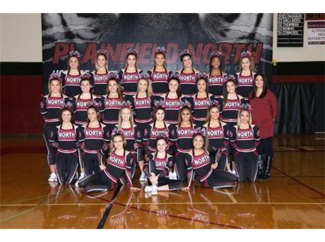 2017-18 Varsity Winter Cheer