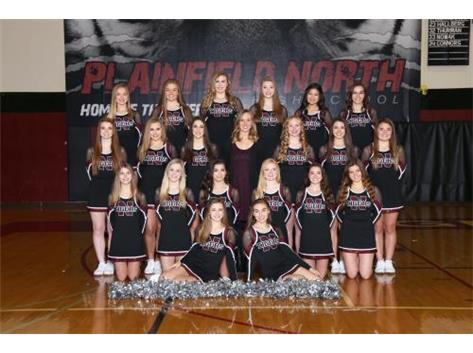 2017-18 Competitive Dance Team