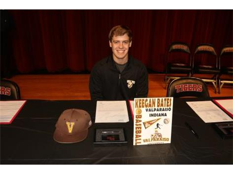 2017 National Signing day Nov.8th - Keegan Bates